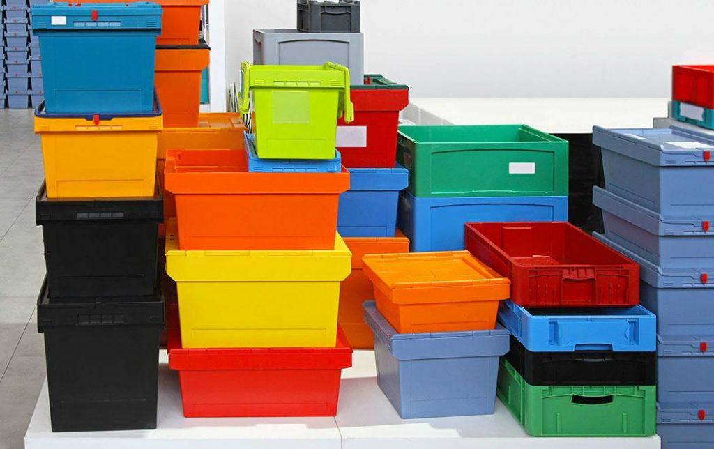 Resinas Colores y Compuestos en la industria de empaques
