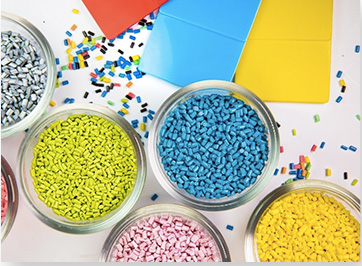 Concentrado de colores y compuestos