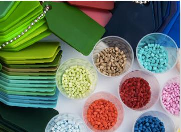 resinas de colores plásticos y aditivos 2