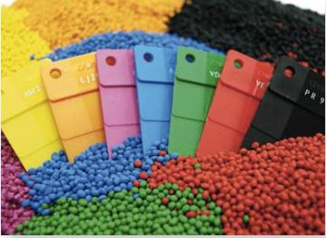resinas de colores plásticos y aditivos 3