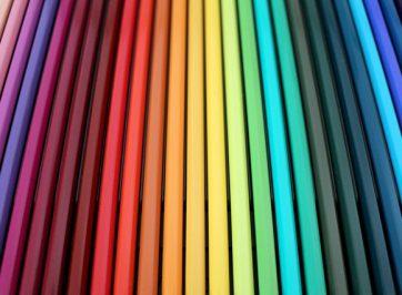 extrucción de colores y compuestos